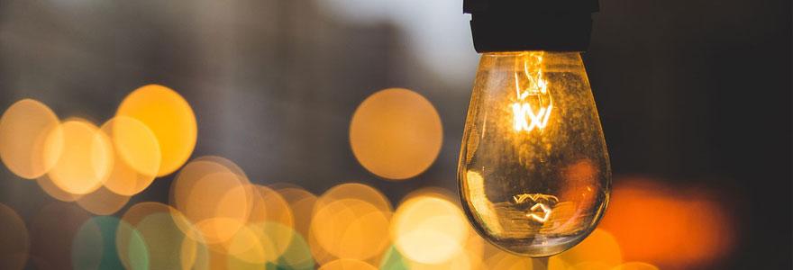 lampes de chantier