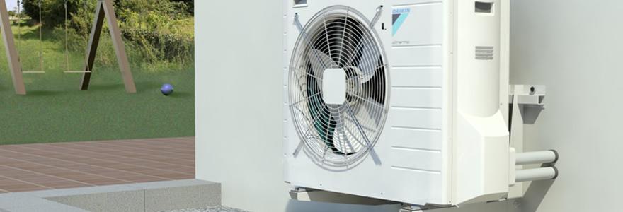 pompes à chaleur air-eau