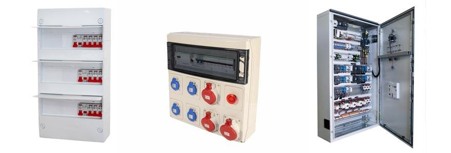 Coffret et armoire électrique sur-mesure