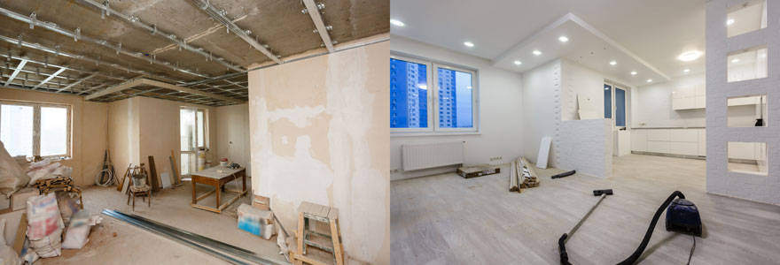 Rénovation ou construction